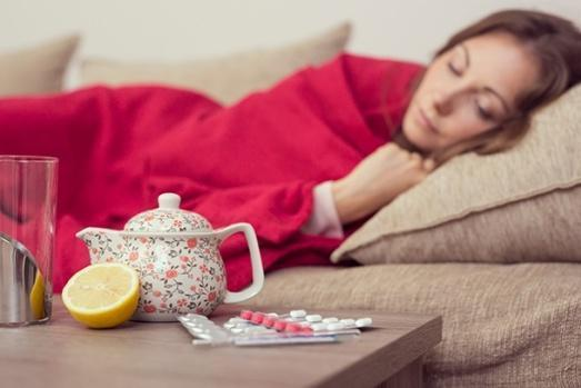 Griple savaşan ev yapımı doğal ilaçlar