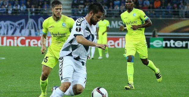 UEFA'da Atiker Konyaspor rakibine 2-0 mağlup oldu