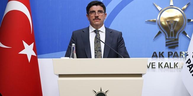 'AK Parti'de FETÖ ile irtibatlı milletvekilimiz yok'