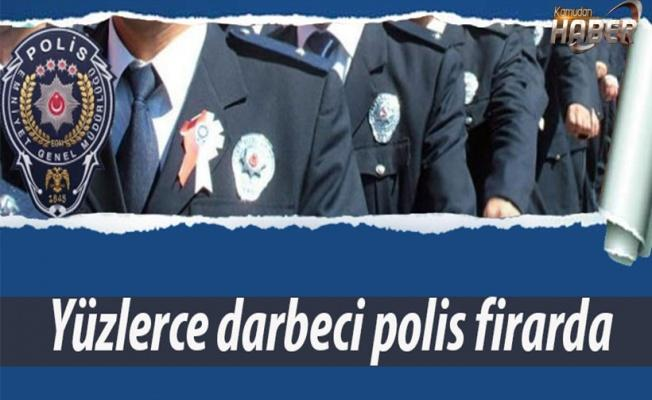 Darbeci 415 Polis Firarda