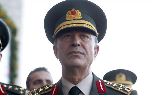 Genelkurmay Başkanı Orgeneral Akar Rusya'da