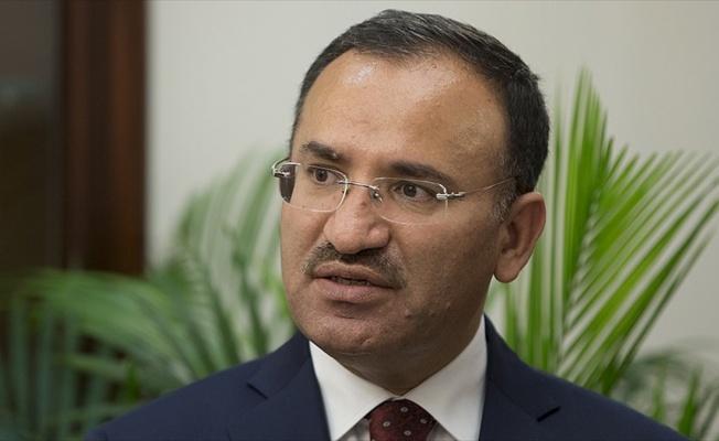 Adalet Bakanı Bozdağ: Oylar gizlilik kurallarına uygun kullanıldı