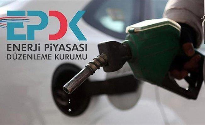 EPDK'dan 25 akaryakıt şirketine 9,6 milyon lira ceza