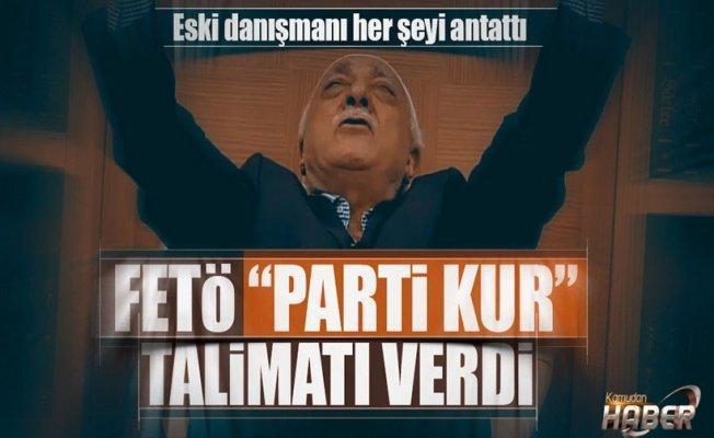"FETÖ'nün İdris Bal'a ""parti kur"" telkininde bulunduğu iddiası"