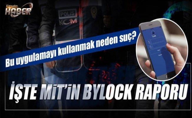 İŞTE MİT'İN BYLOCK RAPORU!