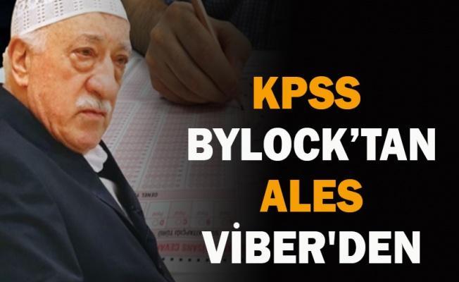 KPSS ByLock'tan ALES Viber'den