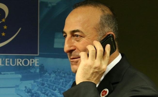 Çavuşoğlu'nun Kıbrıs diplomasisi