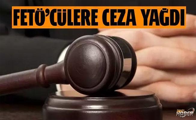 FETÖ'den yargılanan üniversite çalışanlarına ceza yağdı