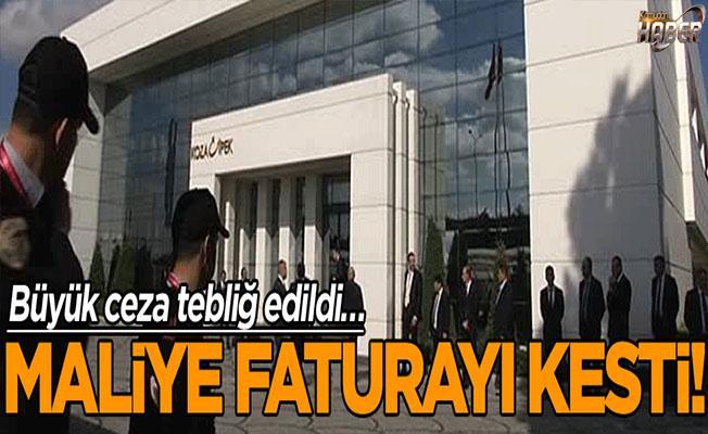 Maliye, Koza Holdinge faturayı kesti!