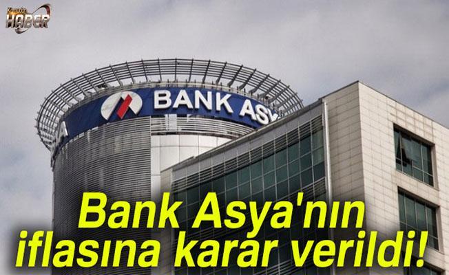 Bank Asya işin flaş karar!
