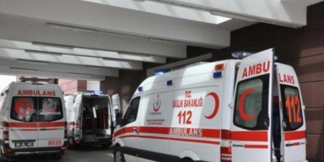 Liseli gençlerin bonzai partisi hastanede bitti