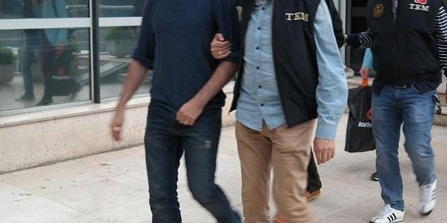 20 muvazzaf FETÖ operasyonunda gözaltına alındı
