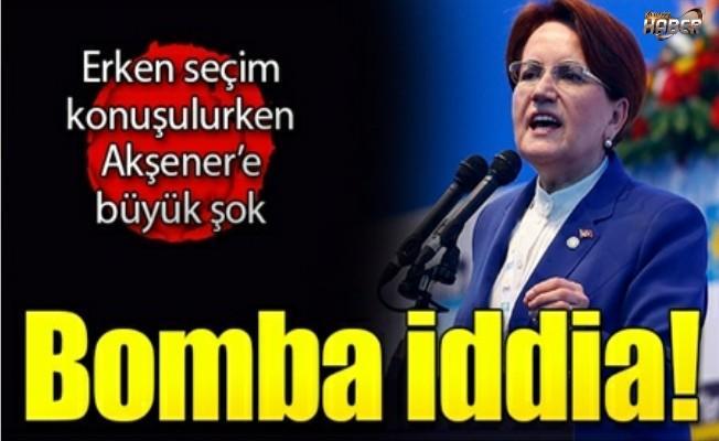 İYİ Parti için bomba iddia! '