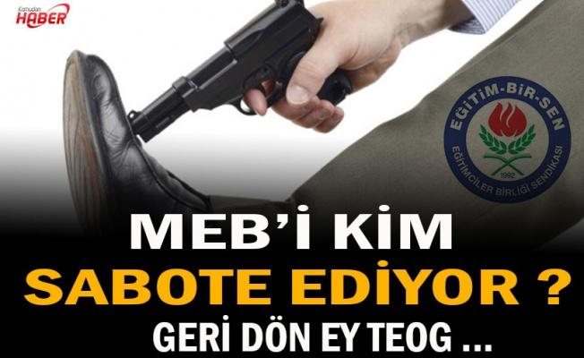 GERİ DÖN EY TEOG!