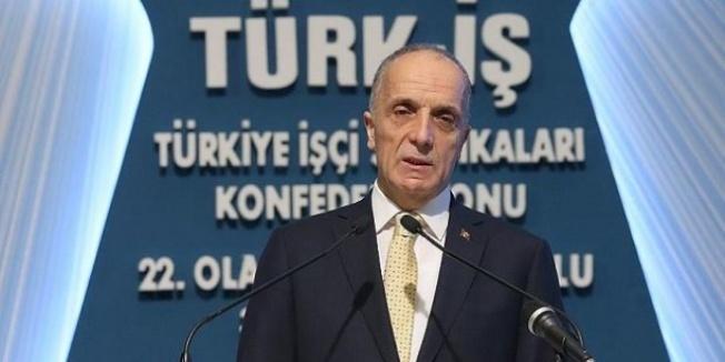 Türk-İş'ten 'asgari ücret 2 bin TL olsun' talebi