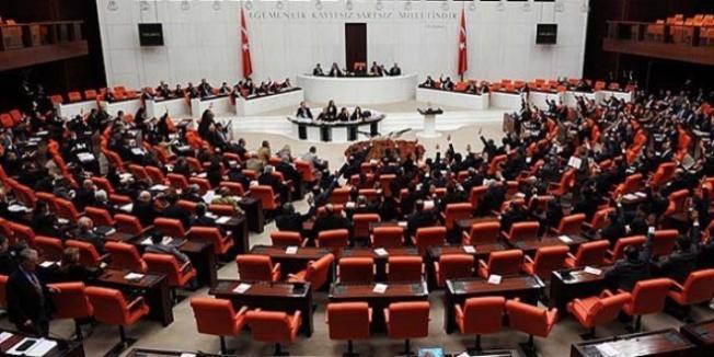Genel Kurulda 'af' tartışması