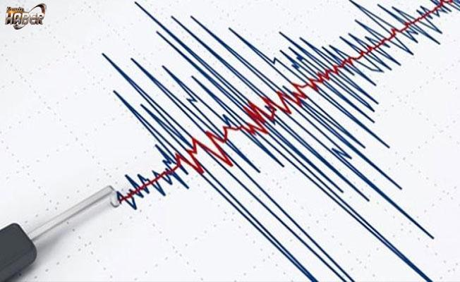 Bursa'da 3.8 şiddetinde deprem