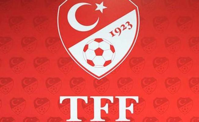 Türkiye Futbol Federasyonu'nda flaş istifa