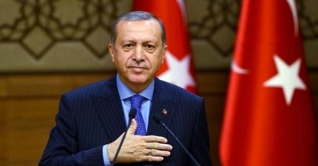 Cumhurbaşkanı Erdoğan'dan İstiklal Marşı mesajı.