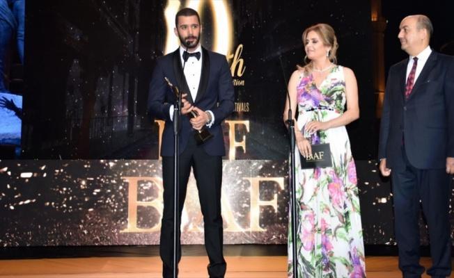 Barış Arduç'a Lübnan'dan ödül