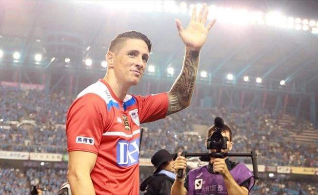 Fernando Torres son maçına çıktı