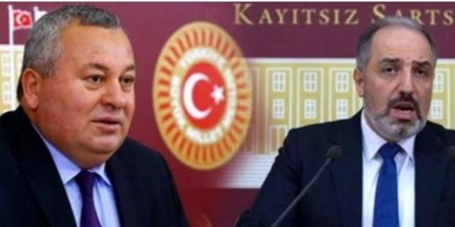 Polis şiddetine tepki gösteren AK Parti'li vekile MHP'den sert cevap