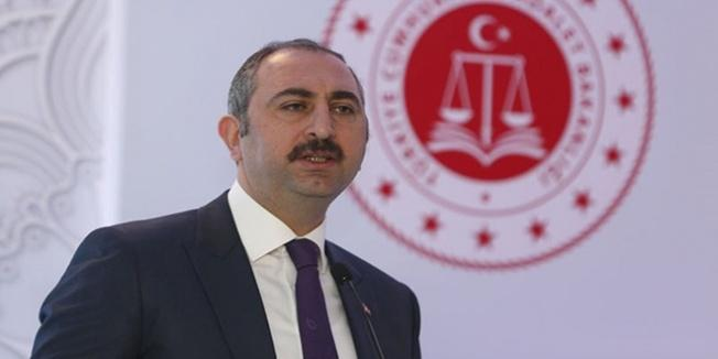 Bakan Gül'den Ankara'ya yeni adliye sözü