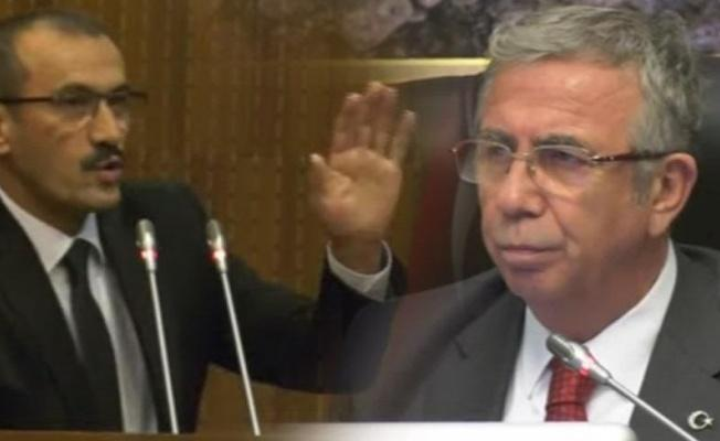 AK Parti'li Meclis üyesinin Mansur Yavaş'a 'artist' sözü ortalığı karıştırdı
