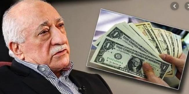 FETÖ'ye ait 127 Milyon Dolar sahte para ele geçirdi
