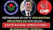 ZİYA SELÇUK'A FALSO FLAG (SAHTE BAYRAK) OPERASYONU!